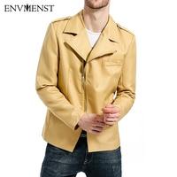 Envmenst 2017 New Arrival Autumn Men S Fashion Zipper Blazer Suit Jacket Men Slim Fit Blazer