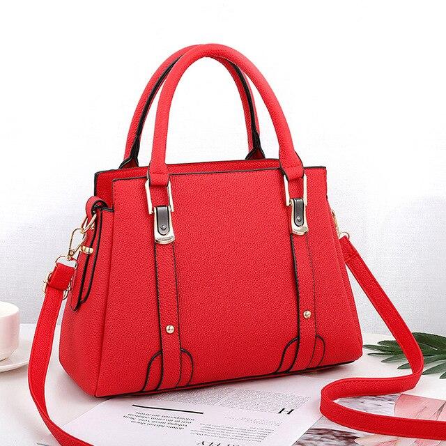 2d965898b MONNET CAUTHY otoño nuevo bolsas para las mujeres de oficina clásico  señoras bolsos de moda,