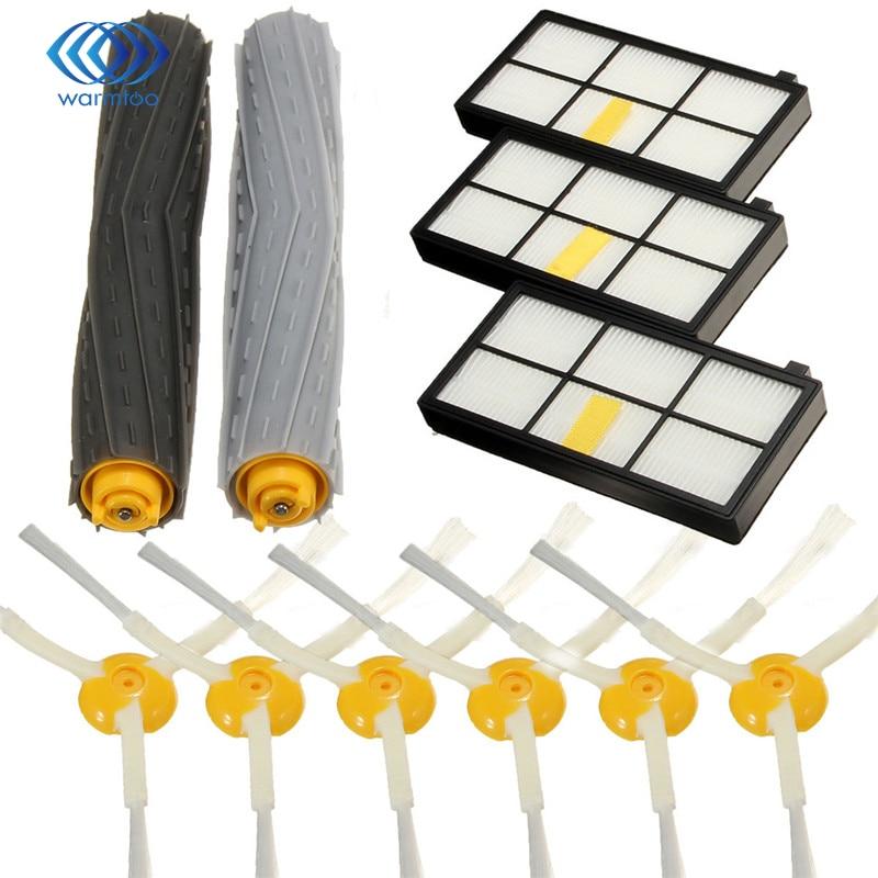 все цены на High Quality Filters Brush Pack Kit For 800 Series 870 880