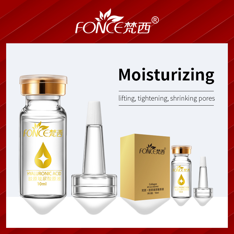 Korean Skin Care Hyaluronic acid hyaluronzuur Serum Firming Face Moisturizing Anti Aging shrink Skin Whitening essential
