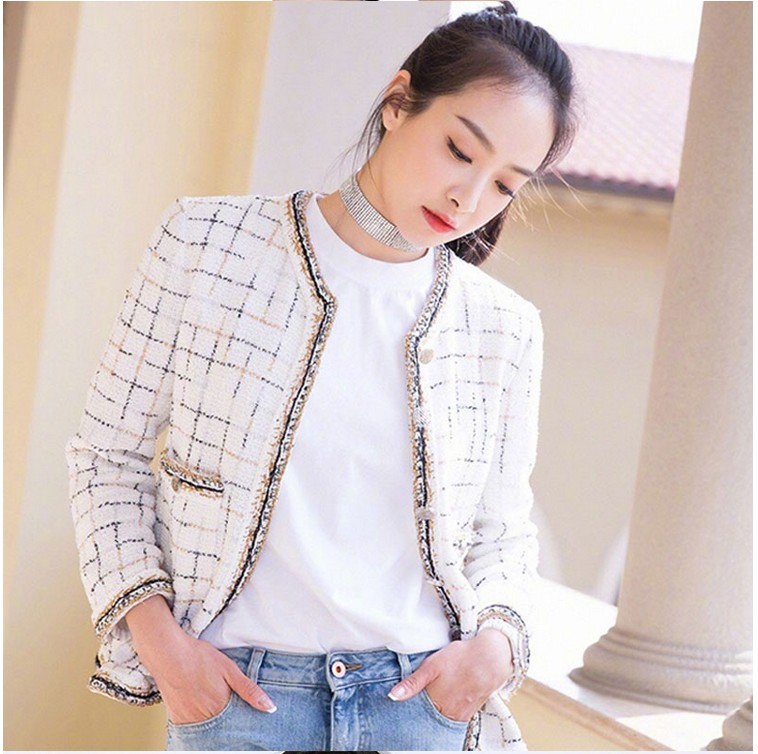 2019 new design girls slim outerwear coats women s fashion spring nice sleeve cool Korean style