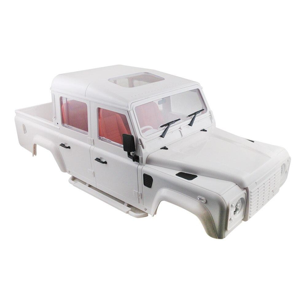 hard plastic rc car shell body diy kit for 334mm wheelbase 1 10 rc car d110 pickup rc rock crawler truck assembled cars toys [ 1000 x 1000 Pixel ]