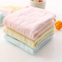30cm Soft Cotton Absorbent Baby Bath Towel Washcloth Feeding Wipe Face Cloth for baby kids bath face cleasing 25 25cm cute baby towel face microfiber absorbent drying bath beach towel washcloth swimwear baby towel cotton kids towel