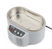 30W/50W 220V Mini Ultrasonic Cleaner For Jewelry Glasses Circuit Board Cleaning DA 968