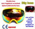 Big Lens  Motocross Goggles Glasses Anti-Fog Men/Women MX off Road Helmets Goggles Sport Gafas