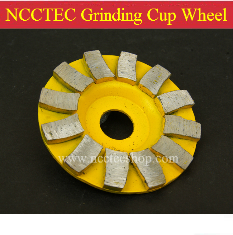 6'' Diamond grinding wheel | 150mm Concrete granite stone abrasive CUP disc | thick and high tooth more durable 4 inch 6 inch straight cup diamond grinding wheel for glass edger straight line double edging beveling machine m009