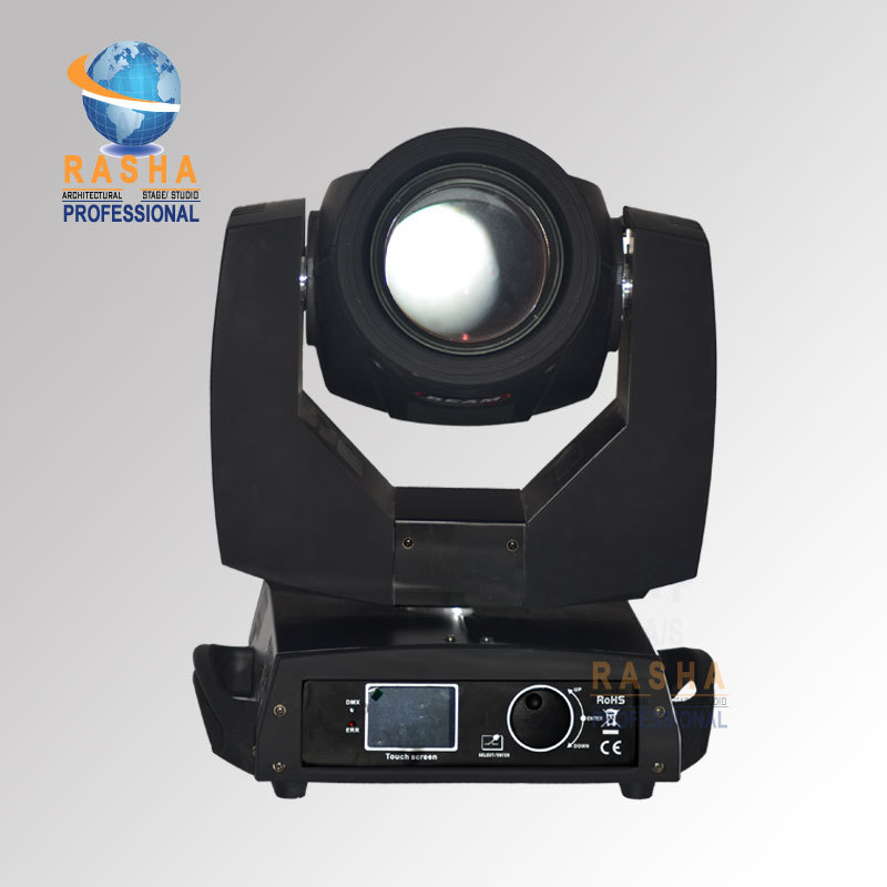 Rasha Discount Stage Light 20CH 7R 230W Sharpy Beam Light Stage Moving Head Beam With LCD Touch Screen With Fast Speed Motor стоимость