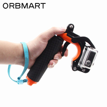 ORBMART Floating Grip Handle Buoyancy Selfie Stick For Gopro Hero 4 3+ Sport Action Cameras