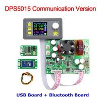 DPS5015 LCD Voltmeter Ammeter 0V 50V 0 15A Constant Voltage Current Step down Programmable Power Supply Module Bluetooth