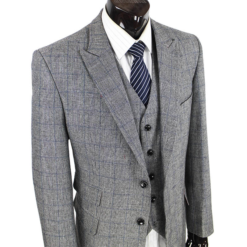 Online Buy Wholesale 3 piece slim fit suit from China 3 piece slim ...