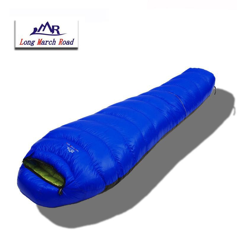 LMR 2000G White Goose Down Filling Comfortable Can Be Spliced Sleeping Bag Sac De Couchage Slaapzak Sleeping-bagLMR 2000G White Goose Down Filling Comfortable Can Be Spliced Sleeping Bag Sac De Couchage Slaapzak Sleeping-bag