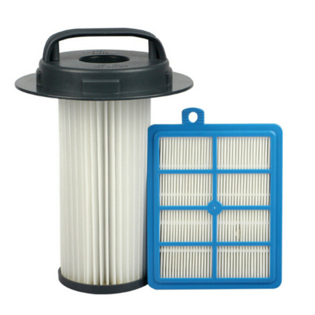 2 replacement for philips marathon hepa filter vacuum cleaner filter ...