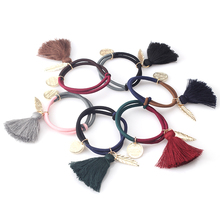 Tassel Hair Band