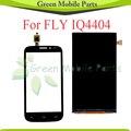 """4 """"de Alta Calidad Táctil Sereen Para IQ4404 Fly IQ 4404 Sensor Táctil Digitalizador de Vidrio Frontal"""