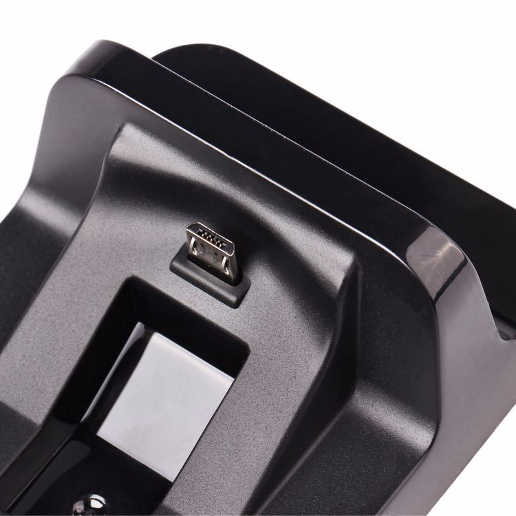 New-Dual-USB-Charging-Dock-Station-Stand-for-playstation-4-PS4-Game-Controller-Black-Charger-for (2)