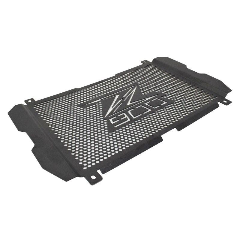Waase мотоцикл для Kawasaki Z900 2017 2018 2019 Защитная крышка радиатора решетка протектор