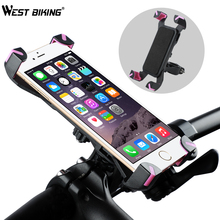 WEST BIKING Universal Bicycle Phone Holder