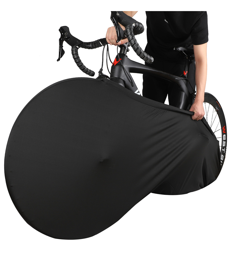 Anti-dust Scratch-proof Bicycle Wheels Cover For Indoor