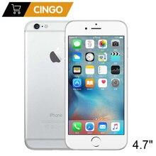 Unlocked Apple iPhone 6 IOS Dual Core 1.4GHz 1GB RAM 16/64/128GB ROM 4.7 inch 8.0 MP Camera 3G WCDMA 4G LTE Used Mobile phone