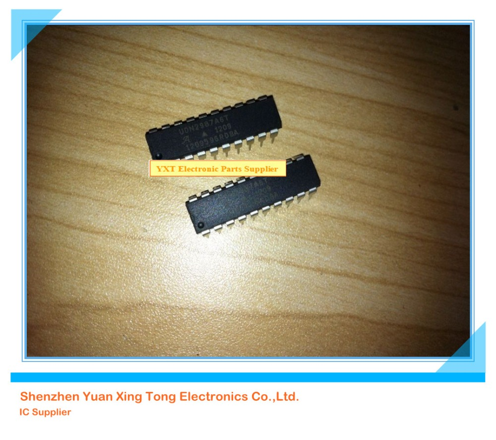 udn2987a6t koupit - 5pcs/lot  UDN2987A6T  UDN2987A  DIP original electronics components in stock ic kit