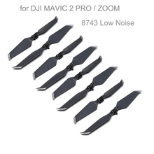 Original 8743 Low Noise Propellers Props Blade for DJI MAVIC 2 PRO/ ZOOM Drone Replacements Foldable DJ0001