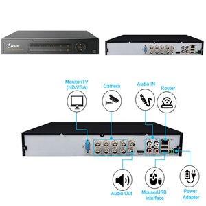 Image 3 - KEEPER enregistreur vidéo avec DVR hybride, 8 canaux 1080P Full HD, pour caméra AHD TVI CVI AHD CVBS IP, 5 en 1