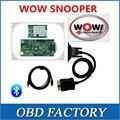 5.008 versão R2 livre ativo com caixa casa COM NEC RELÉ com V3.0 PCB wow snooper tcs cdp pro com bluetooth