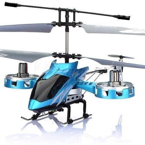 EBOYU TM Avatar 4CH Infrared Control Remote Control RC Helicopter LED Gyro plane Toys RTF