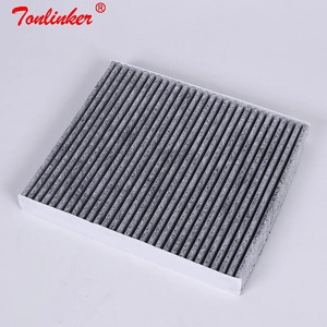 Image 2 - Cabin Filter Fit For SKODA FABIA 2 RAPID ROOMSTER Spaceback 1.2TSI 1.4T 1.6TDI 2007 2014 2015 Today1 Pcs Filter Car Accessoris