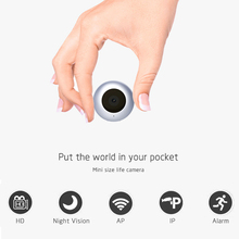 BabyKam Wearable Wireless Mini font b Action b font font b Camera b font WiFi HD