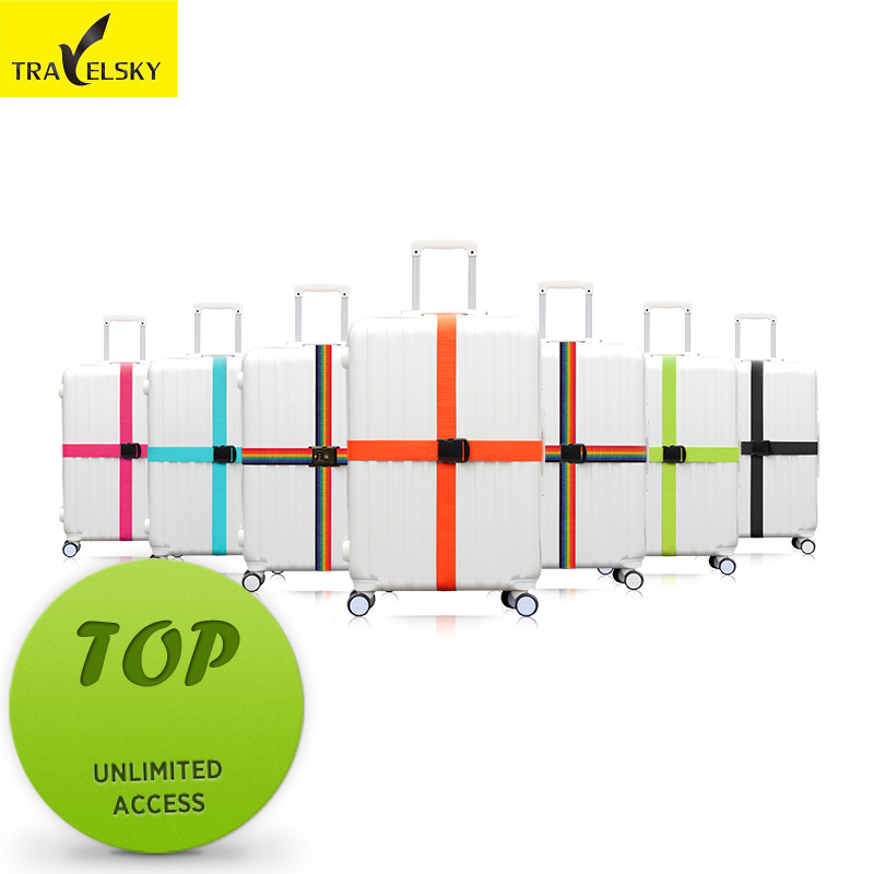 Travel cross stropper Stærk Nylon tilgængelig størrelse 20 til 34 - Rejsetilbehør - Foto 1