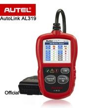 Autel AutoLink AL319 Auto Diagnostic Scan Tool Code Reader Automotive Circuit Testers