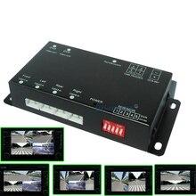 360 view Combiner Box Split Screen car font b camera b font control box support 4