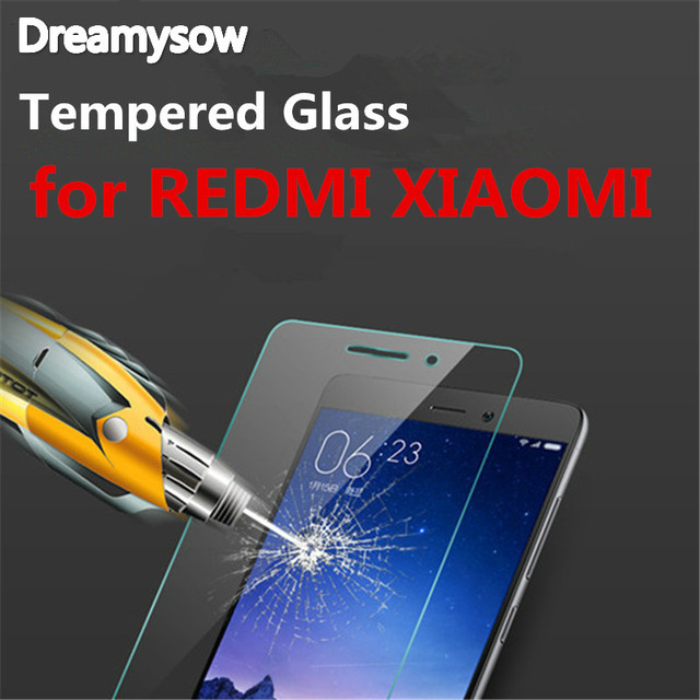 Tempered Glass For XIAOMI REDMi 5 6 6A 5A 4A 4PRO 4X plus NOTE 4 PRO SE Global 2 Screen cover protective 2G 3G 4G 16G 32G 64G 9H
