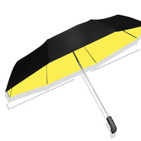 Reflective Umbrella Double Layer Large Golf Waterproof Personalized Umbrella Windproof Parasolka Strong Umbrellas Cheap 40S179
