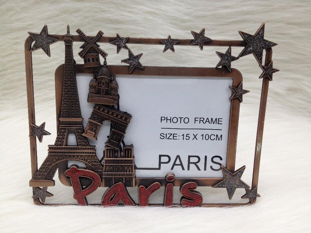 Wedding Favors Antique Copper Paris\'s Style Photo Frame Paris ...