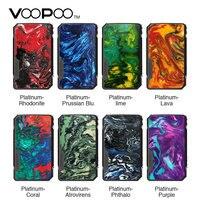 Nuevo Original VOOPOO arrastrar Mini edición platino caja MOD 117W E-cigarrillo Mod con batería de 4400mAh y GENE Chip del arrastre 2/Shogun