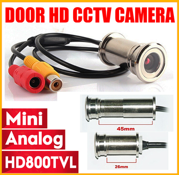 3.28BigSale HD 800TVL Cat Eye Door Hole Security Color Camera CMOS 3.6mm peephole cctv Video Security Surveillance mini camera hd sony 700tvl cat eye door hole security color camera 170 degrees 1 8mm peephole cctv video security surveillance door shooting
