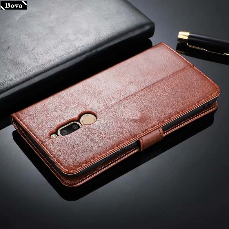 Meizu M6T protective shell card holder cover case for Meizu M6T pu leather phone case wallet flip cover
