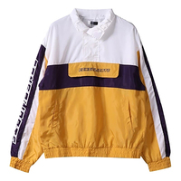 Thin Summer Men Jackets 2018 Street Korean Style Half Zip Coat Men Ultra Light Oversize Clothes Mens Jackets And Coats 50J0047