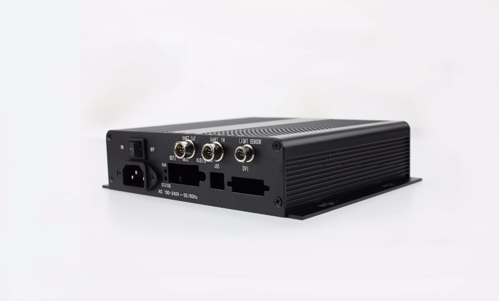 Novastar MSD300 puni colorl LED video zaslon slanjem kartice sinkroni - Kućni audio i video - Foto 5