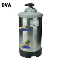 Compact Countertop Water Softener For Espresso Machines Coffee Shop DVA LT8