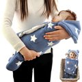 2016 New Winter Baby Swaddle Wrap Sleeping Bag Baby Swaddling Blankets Newborn Infant Towel Soft Short Plush Envelope Swaddling