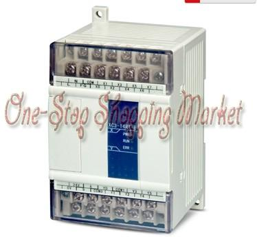 ФОТО New Original Programmable Controller Module XC2-14RT-E PLC AC220V DI 8 DO 6 Relay Transistor