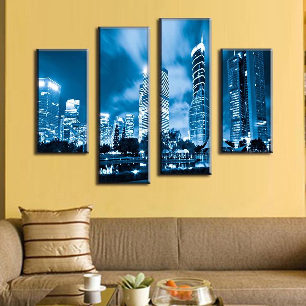 Best City Wall Art Pictures Inspiration - The Wall Art Decorations ...