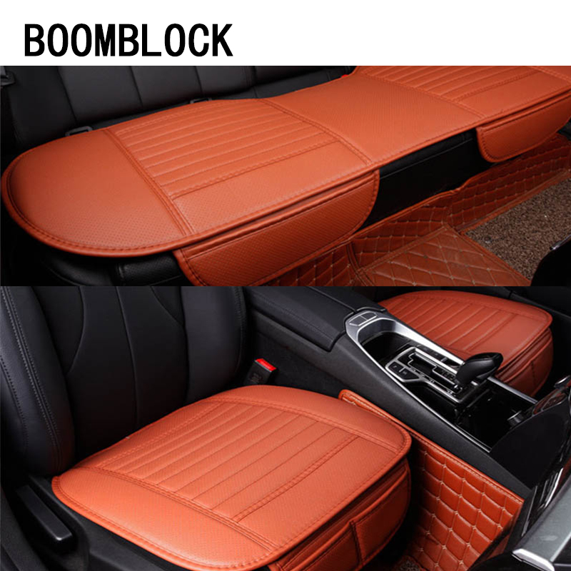 Car-Styling For Mazda 3 6 CX-5 2 Opel Astra J H G Insignia Vectra C Mokka Zafira Leather Seat Cover Cushion Support Accessories