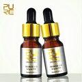 Marroquino óleo de argan puro para o cuidado do cabelo 2 pcs 10 ml Cabelo Tratamento Do Couro Cabeludo Cabelo tratamento de óleo para todos os tipos de cabelo 11.11 barato preço