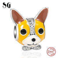 lovely-dog-pets-chihuahua-corgi-with-zirconia-beads-animal-jewelry-fit-silver-925-pandora-charms-bracelet-for-women-gift
