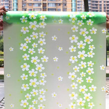 Stained toning Glass Sticker Privacy Window Film Frosted bathroom office Self-adhesive home decorative film with glue 45 x 500cm цена