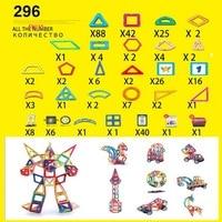 CL 20/100PCS Magnetic Designer Toy Kids Educational Plastic Creative Bricks Enlighten Building Blocks star wars alien